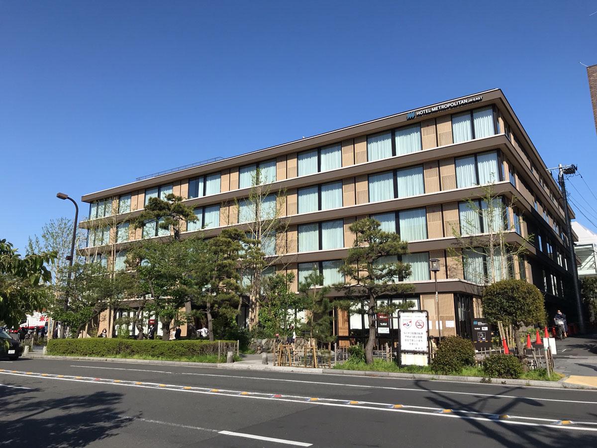 ホテルメトロポリタン鎌倉